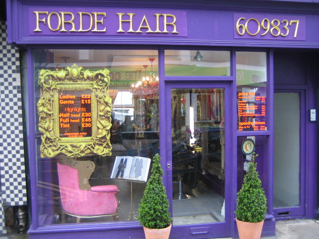 forde hair salon brighton